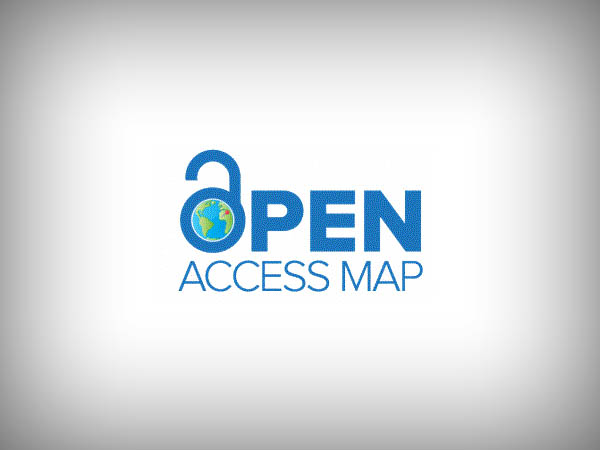 OPEN ACCES MAP